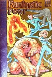 Marvel Comics's Marvel Age: Fantastic Four Issue # 1good humor
