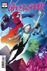 Marvel Comics's Ghost-Spider Issue # 1