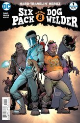 DC Comics's Sixpack and Dogwelder the Hard-Traveling Heroz Issue # 1