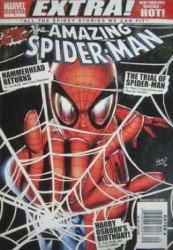 Marvel Comics's Extra!: Amazing Spider-Man Issue # 1b