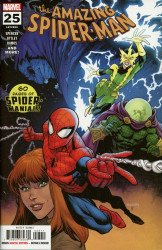 Marvel Comics's The Amazing Spider-Man Issue # 25