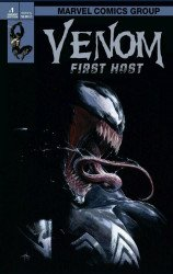 Marvel Comics's Venom: First Host Issue # 1scorpion/ce