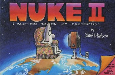 McFarland Publishing's Nuke II: Another Book of Cartoons Soft Cover # 1