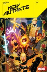 Marvel Comics's New Mutants TPB # 1