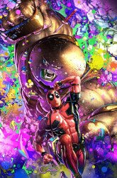 Marvel Comics's Deadpool Nerdy 30 Issue # 1crain