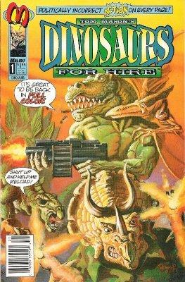 Dinosaurs For Hire Genesis Screenshot