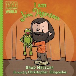 Dial Books's Ordinary People Change the World: I am Jim Henson Hard Cover # 1