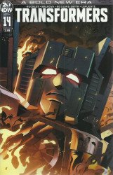 IDW Publishing's Transformers Issue # 14b