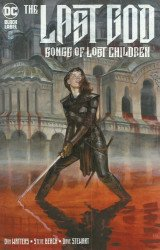 DC Black Label's Last God: Songs of Lost Children Issue # 1