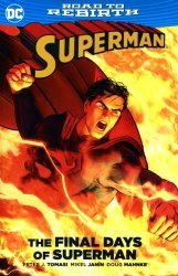 DC Comics's Superman: The Final Days of Superman  TPB # 1