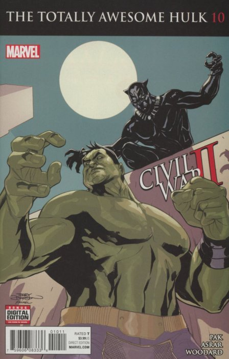 The Totally Awesome Hulk 1 (Marvel Comics ...