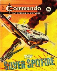 D.C. Thomson & Co.'s Commando: War Stories in Pictures Issue # 839