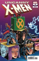 Marvel Comics's Uncanny X-Men Issue # 10d