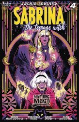Archie Comics Group's Sabrina the Teenage Witch: Something Wicked Issue # 4