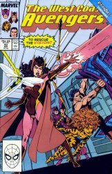 Marvel's West Coast Avengers Issue # 43