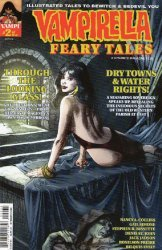 Dynamite Entertainment's Vampirella: Feary Tales Issue # 2c