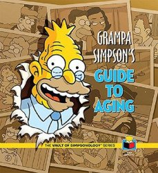 Insight Editions 's Vault of Simpsonology Hard Cover # 5