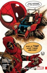 Marvel Comics's Spider-Man / Deadpool TPB # 8