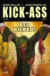 Icon's Kick-Ass Issue # 7