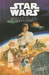 Dark Horse Comics's Star Wars: A New Hope - Special Edition Hard Cover # 1