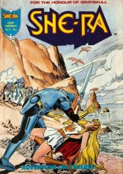London Editions Magazines's She-Ra: Princess of Power Magazine Issue # 6