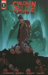 Scout Comics's Children of the Grave Issue # 1