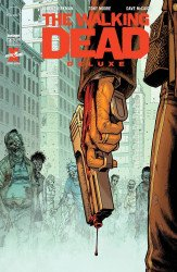 Image Comics's The Walking Dead: Deluxe Issue # 4b