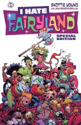 Image Comics's I Hate Fairyland Special # 1