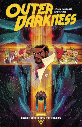 Image Comics's Outer Darkness TPB # 1