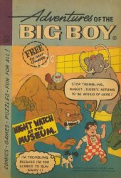 Timely Comics's Adventures of Big Boy Issue # 99