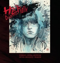 Heavy Metal's The Heroin Diaries Hard Cover # 1