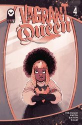 Vault Comics's Vagrant Queen Issue # 4