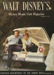 Western Printing Co.'s Walt Disney's Mickey Mouse Club Magazine Issue # 2