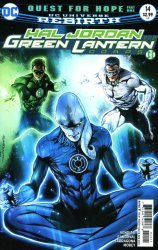 DC Comics's Hal Jordan and the Green Lantern Corps Issue # 14