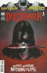 DC Comics's The Infected Deathbringer Issue # 1