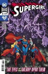 DC Comics's Supergirl Issue # 31