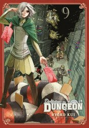 Yen Press's Delicious In Dungeon Soft Cover # 9