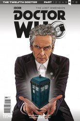 Titan Comics's Doctor Who: 12th Doctor - Year Three Issue # 8