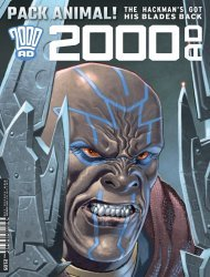 Rebellion's 2000 A.D. Issue # 2105