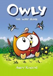 Graphix's Owly - Color Edition Hard Cover # 1