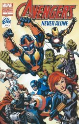 Marvel Comics's Avengers: Never Alone Issue # 1