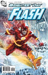 DC Comics's The Flash Issue # 2
