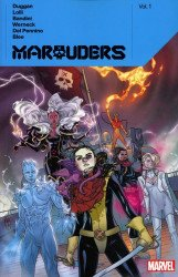 Marvel Comics's Marauders TPB # 1