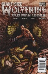 Marvel Comics's Giant-Size Wolverine: Old Man Logan Giant Size # 1b