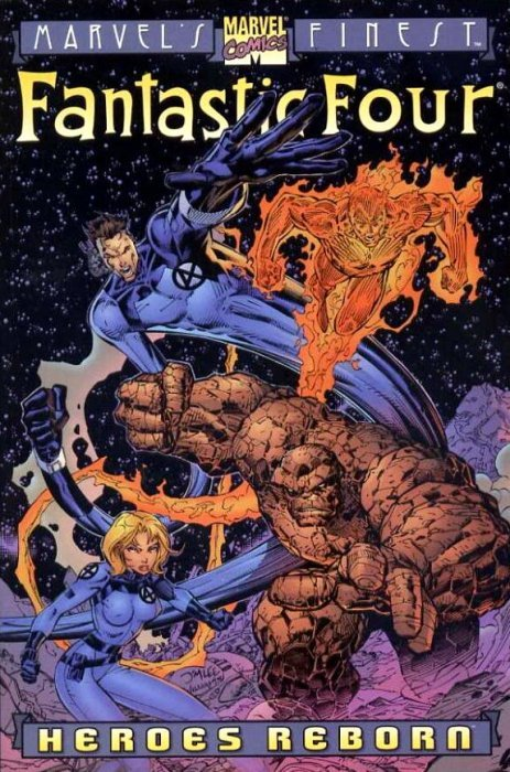 fantastic four heroes