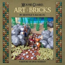 BOOM! Studios's Mouse Guard: Art of Bricks Hard Cover # 1