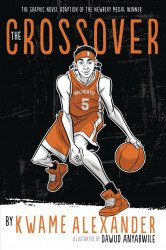 Houghton Mifflin Company's The Crossover Hard Cover # 1