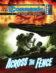 D.C. Thomson & Co.'s Commando: For Action and Adventure Issue # 5323