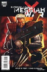 Marvel Comics's X-Force / Cable: Messiah War Issue # 1c