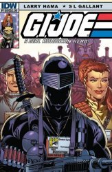 IDW Publishing's G.I. Joe: A Real American Hero Issue # 180